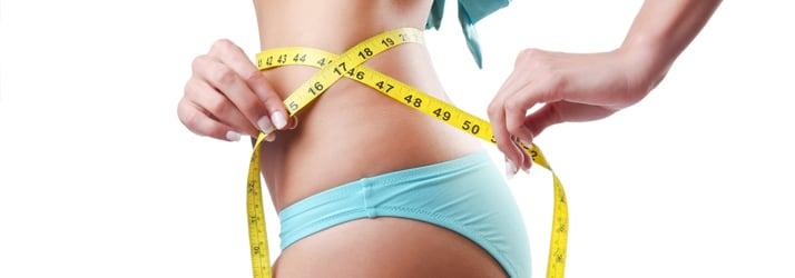 Blue weight loss